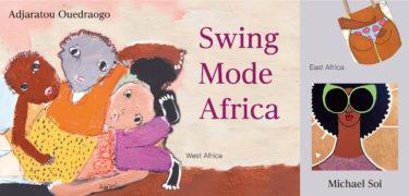 Swing Mode Africa 東西アフリカ作家の二人展