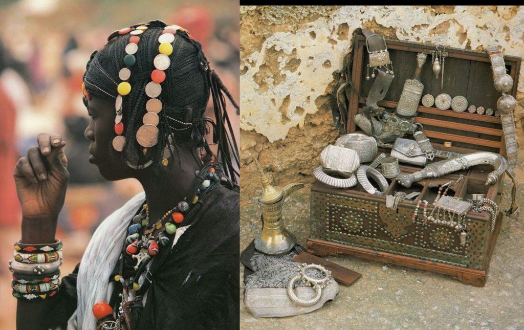アフリカを綾なす・アフリカンジュエリー&ビーズ展