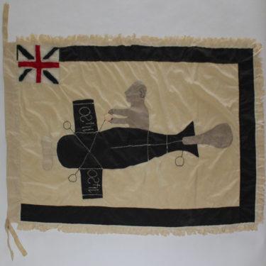ファンティ アサフォの旗