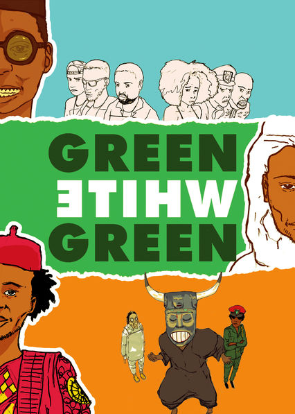 greenwhitegreen