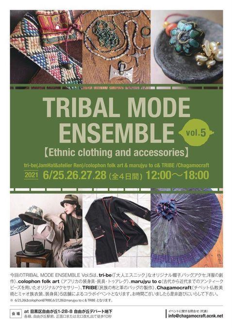 tribal mode ensemble5