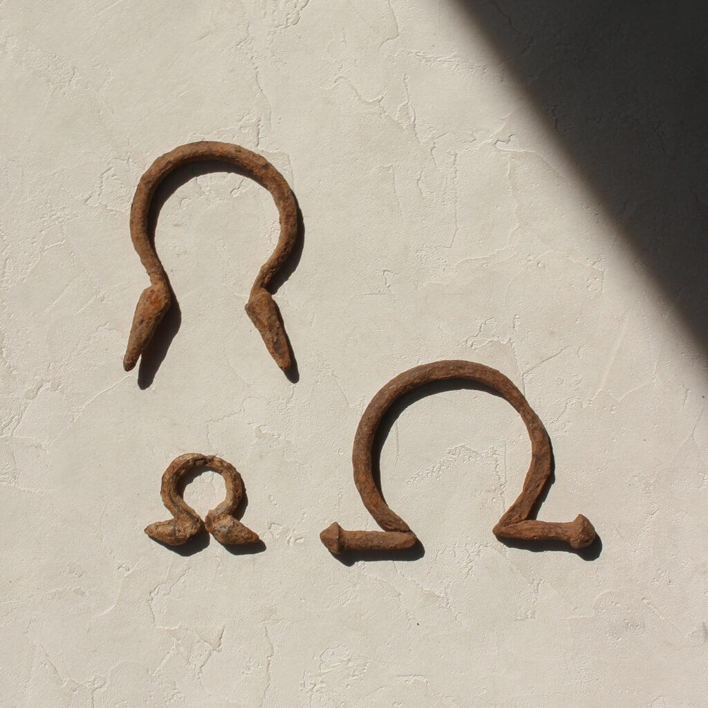 ロビ 2頭ヘビの腕章