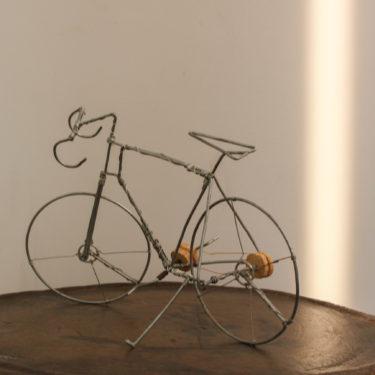 ブルキナファソ 自転車の風景