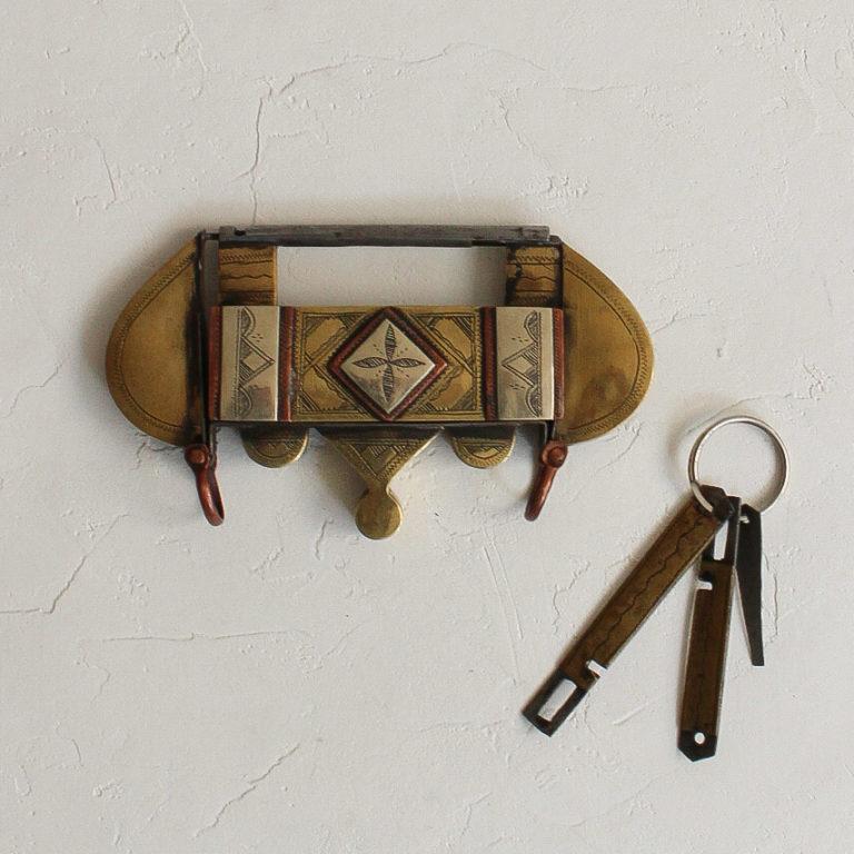 トゥアレグの錠前 Tuareg Key