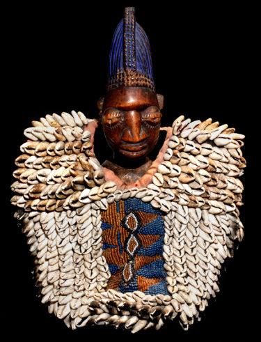西アフリカの宝貝カルチャー